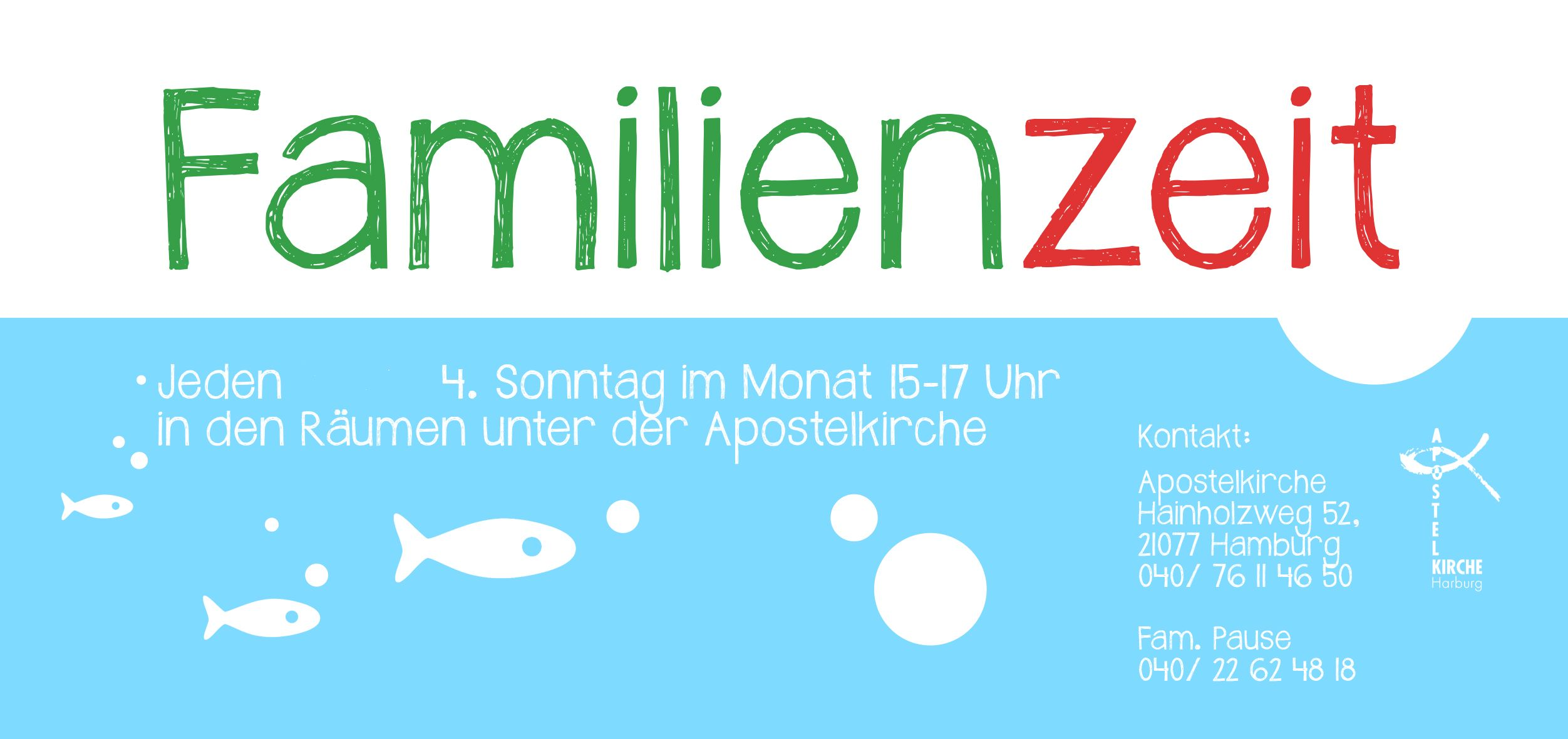 Familienzeit-Flyer